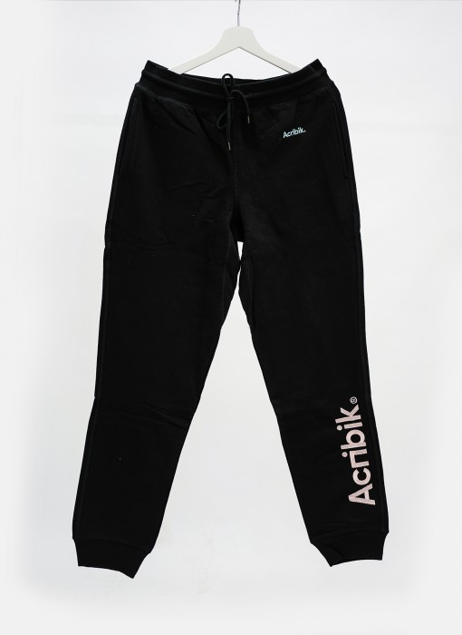 Acribik FW18 Sweatpants Black acrapp0012