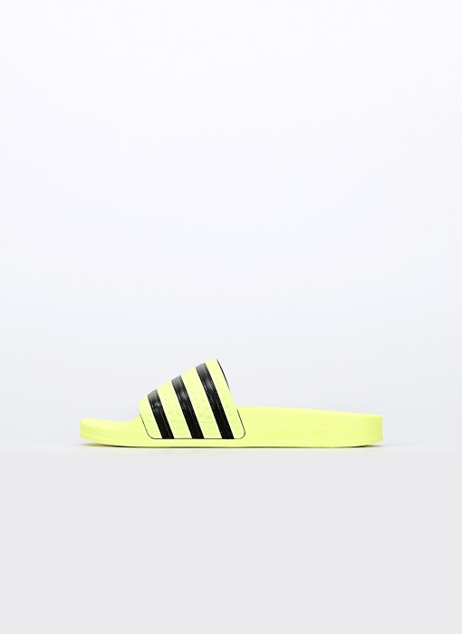 adidas Adilette W Ice Yellow Core Black CM8494
