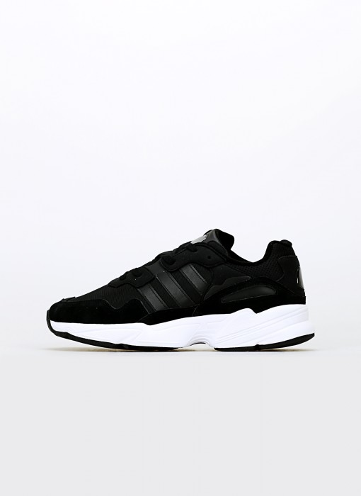 9dd122787e4 adidas Yung-96 Core Black Crystal White EE3681