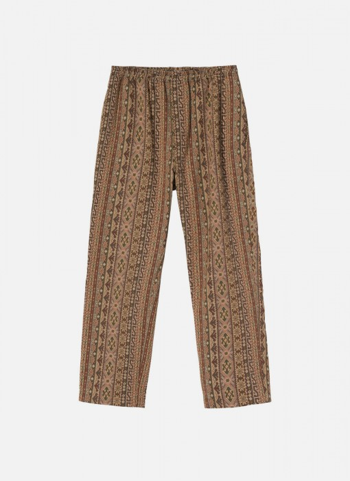 Tapestry Relaxed Pant (Multi)