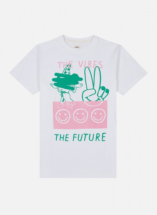The Vibes The Future Tee