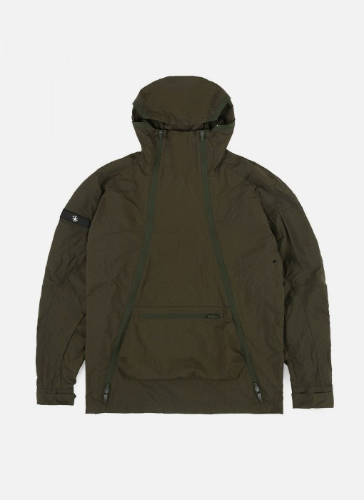 Double Zipper Anorak RD-DZA (oliv)