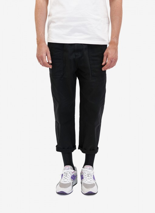 Loose Tapered Pants (schwarz)