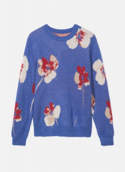 Stussy Poppy Mohair Sweater