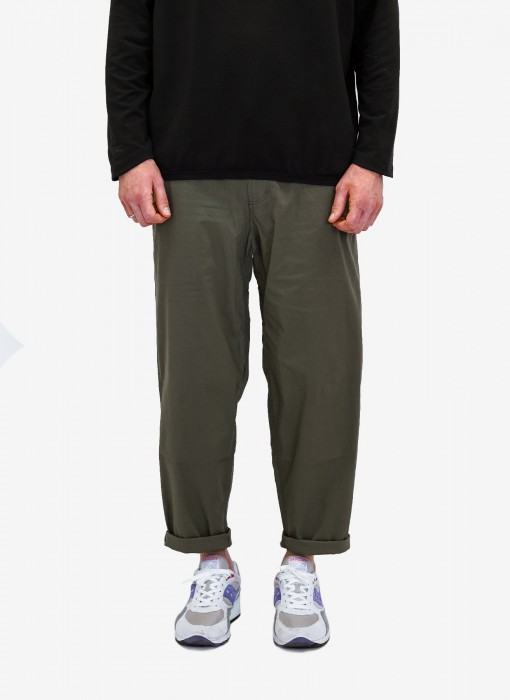 Weather Wide Tapered Pants (grün)