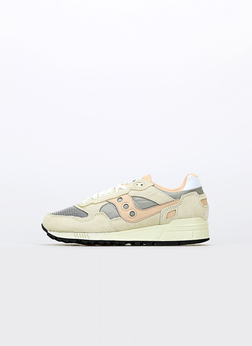 Saucony Shadow 5000 Vintage Off White Grey Pink S60405-10