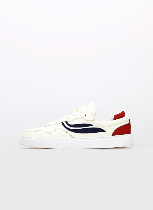 G-Soley (White / Navy / Wine)