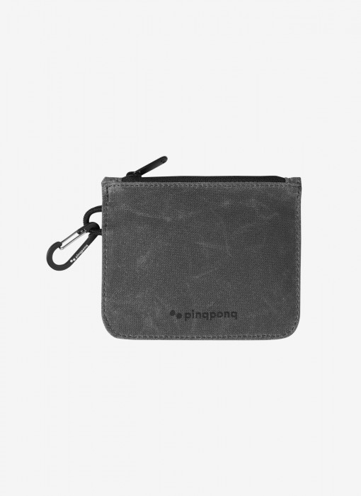 Wallet Coated Anthracite