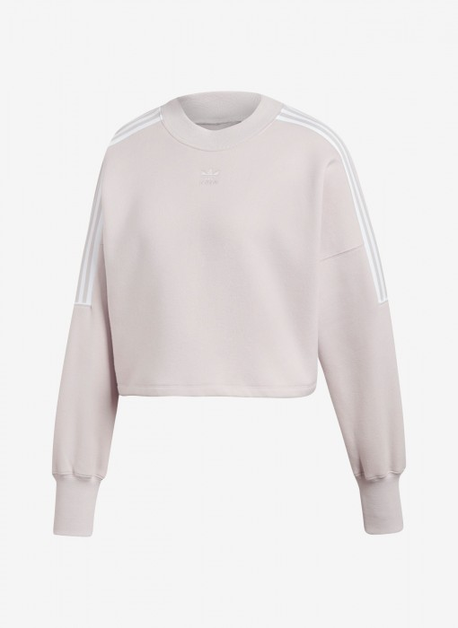adidas Cropped Sweatshirt W Ice Purple DH4656
