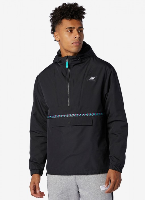NB Athletics Terrain Anorak (Black)