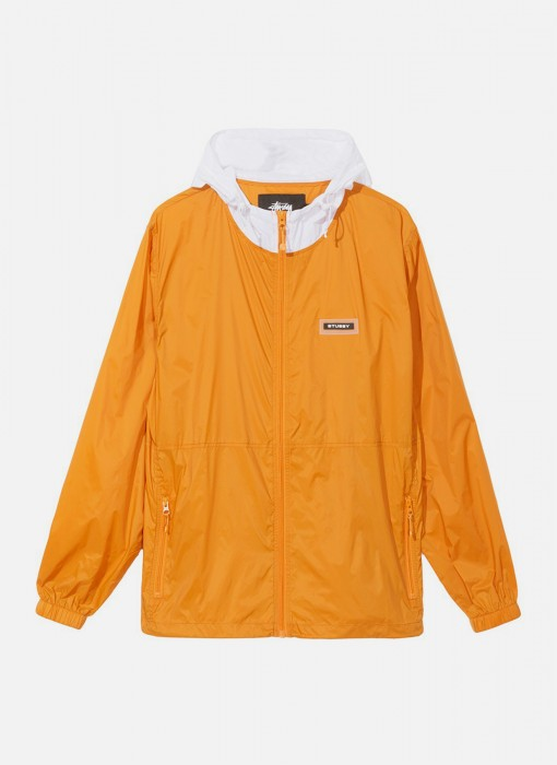 Stussy Sport Nylon Jacket Orange 115399 / 0602