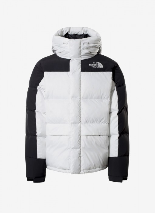 The North Face Himalayan Down Parka TNF White NF0A4QYXFN41
