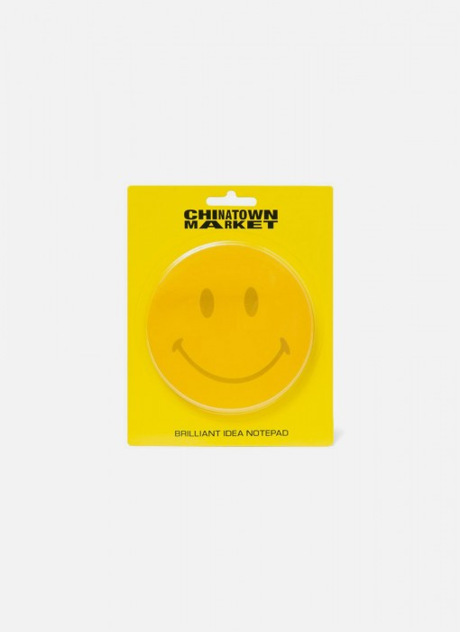 Smiley Sticky Notes (gelb)