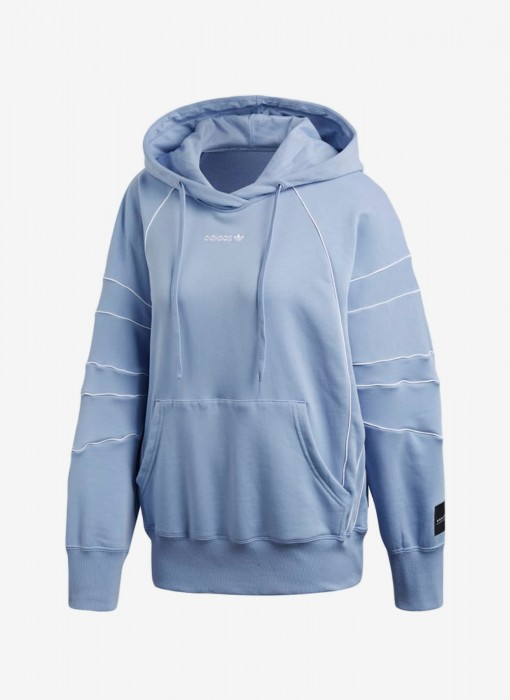 adidas EQT Hooded Sweater W Blue DH3038