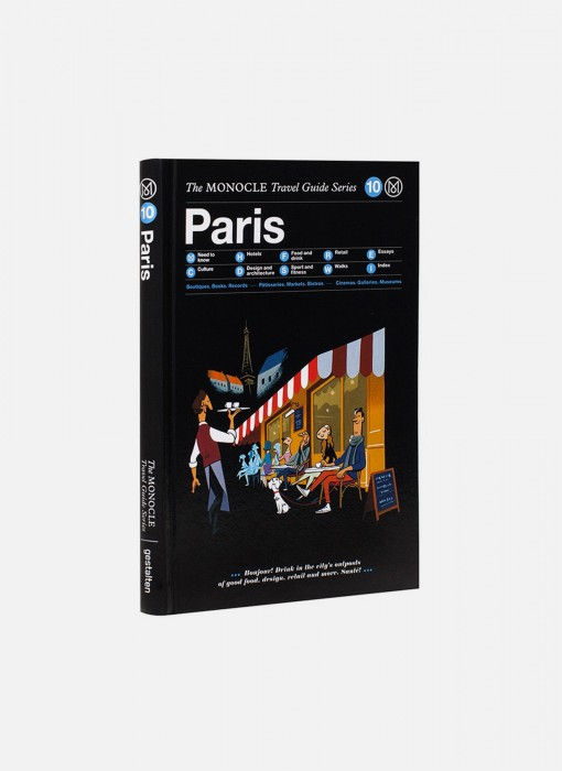 Gestalten Paris: The Monocle Travel Guide Series 978-3-89955-658-2