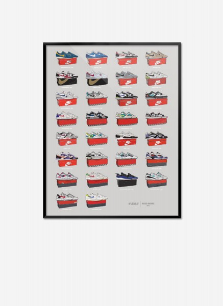 Klekt Vintage Collection Poster