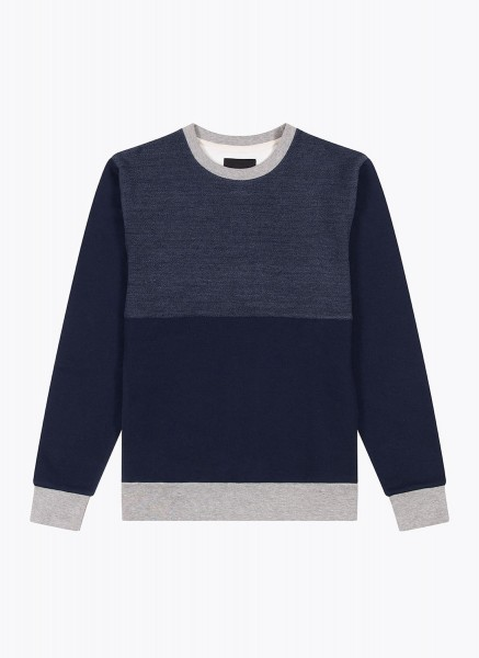Wemoto Antwerp Sweater (navy blue)