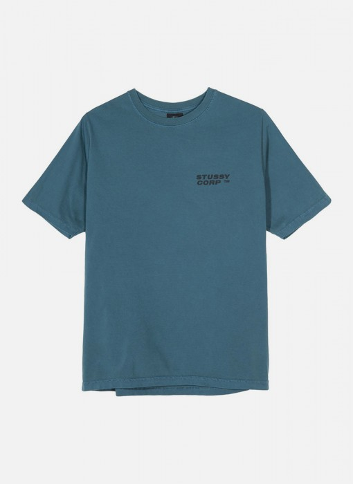 Corp. Pigment Dyed Tee