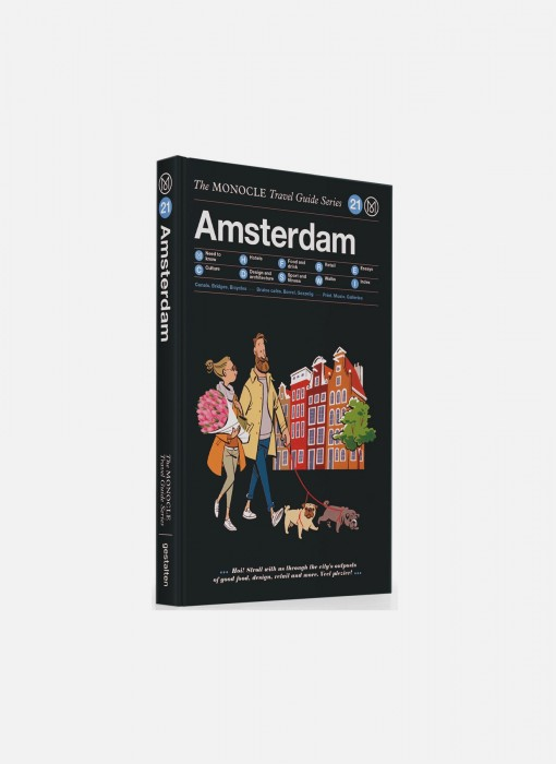Gestalten Amsterdam: The Monocle Travel Guide Series 978-3-89955-905-7