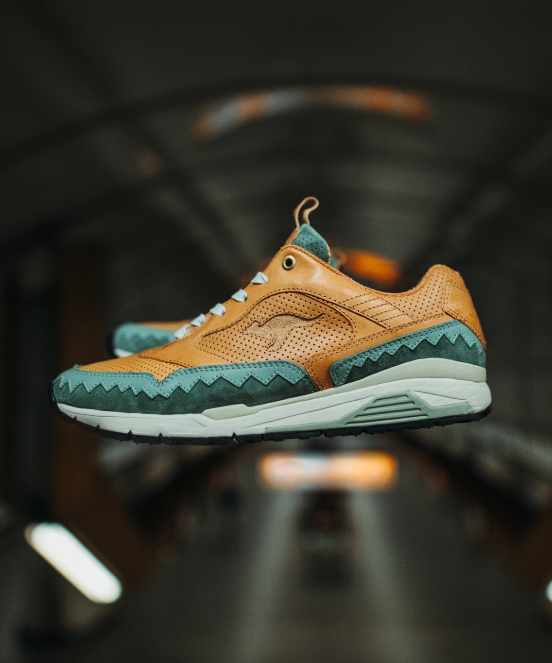 Kangaroos x Footshop Ultimate 3 'Flip'