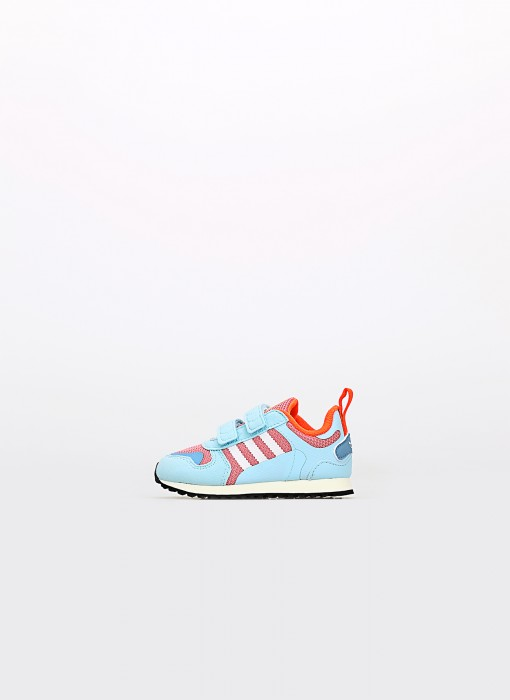 ZX 700 HD CF Infants (Blau / Rot)