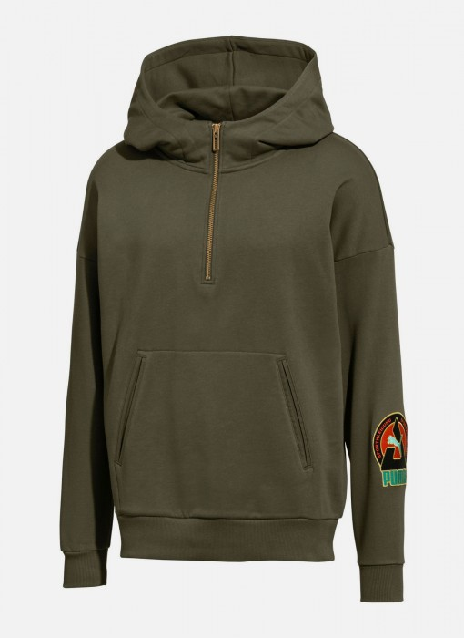 Puma x Han Kjobenhavn Sweater Olive Night 576889-77