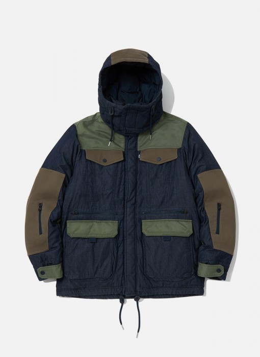 x Levi's Padded Down Jacket