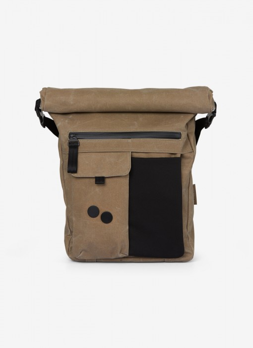 Carrik Coated Khaki (braun)