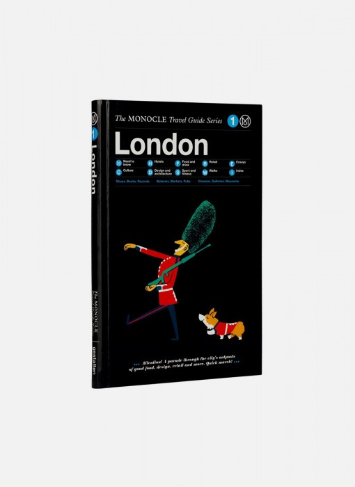 Gestalten London: The Monocle Travel Guide Series 978-3-89955-573-8