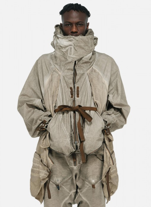 Dune Manta Multi Form Layered Parka