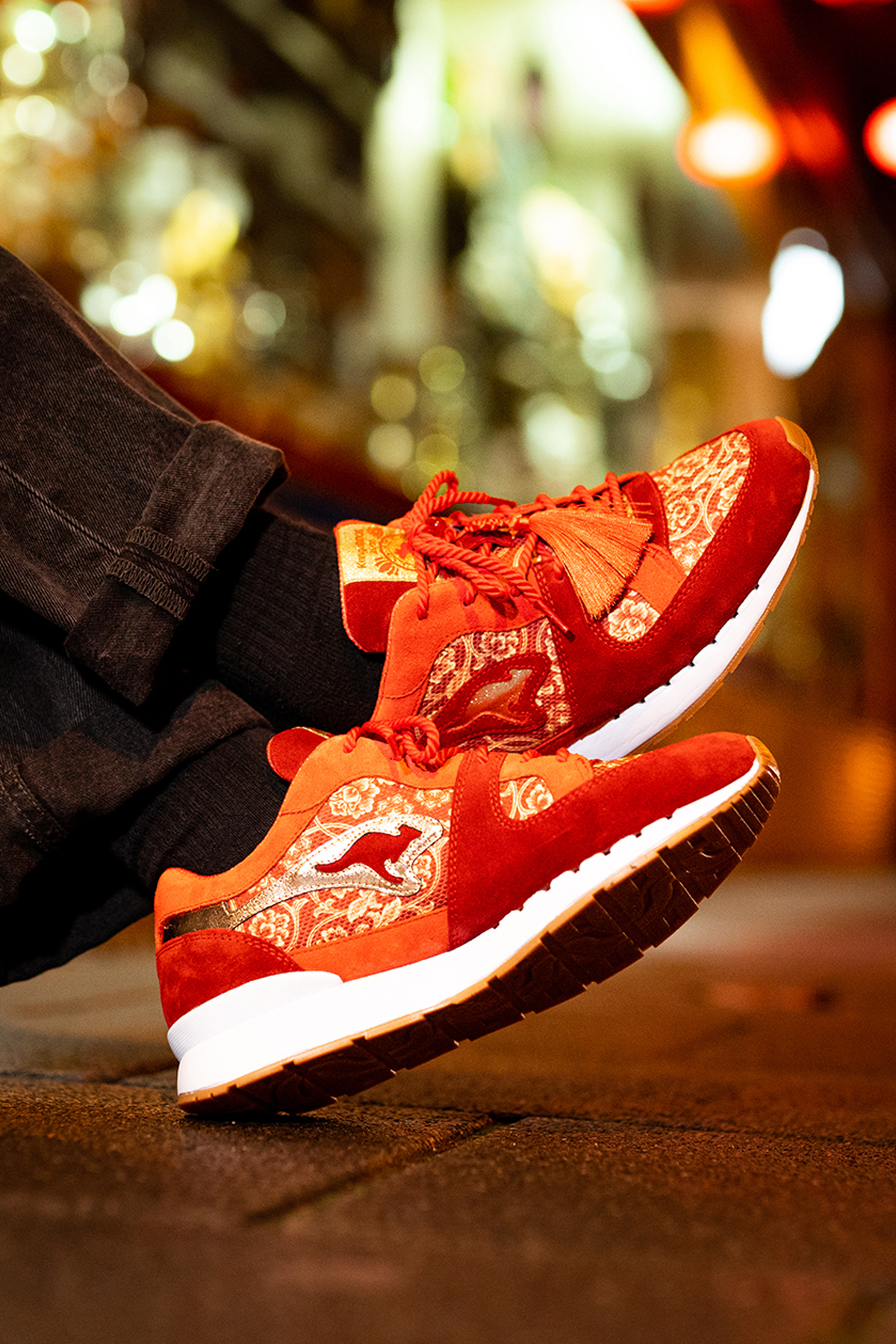 Kangaroos Coil-R1 CNY 'Year of the Rat'