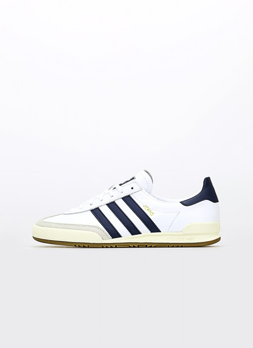 adidas Jeans FTW White Collegiate Navy Brown BD7683