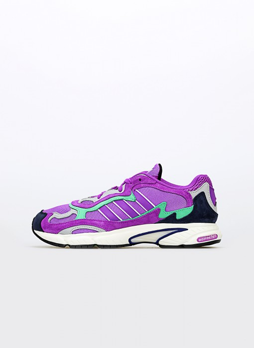 adidas Temper Run Shock Purple Glow F97208