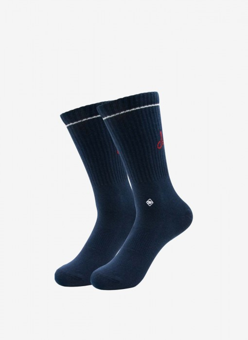 Jclay No Diggity Crew Socks Blue 119019M