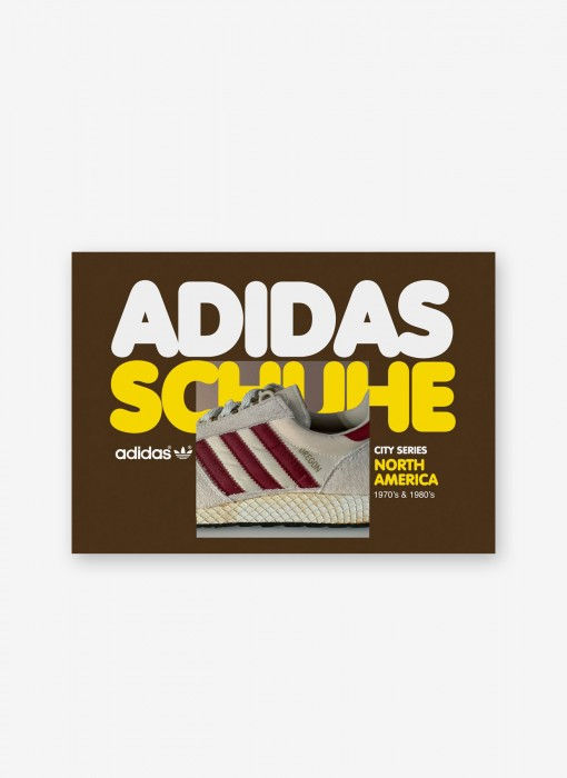 adidas Schuhe - City Series North America Book 2