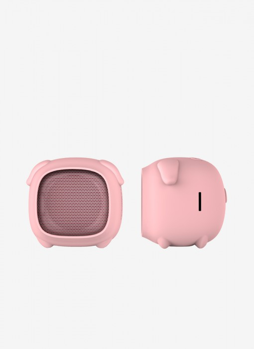 Qushini Mini Bluetooth Speaker Piggie