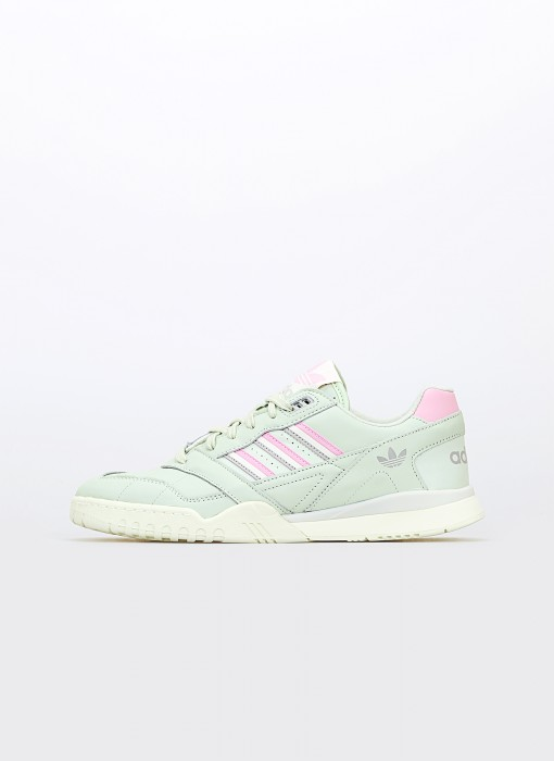 adidas A R Trainer Line Green True Pink Off White D98156