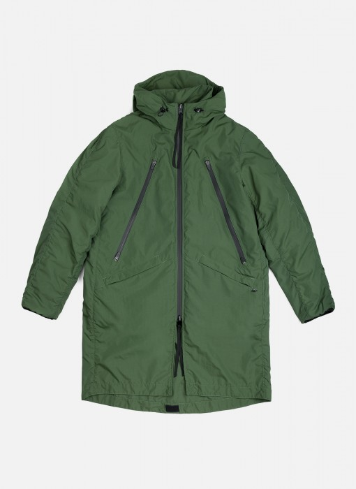 Transformer Short Jacket To Parka