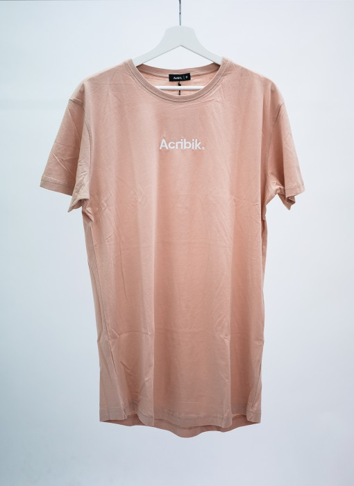 Acribik Long Tee Light Rose acrapp0011