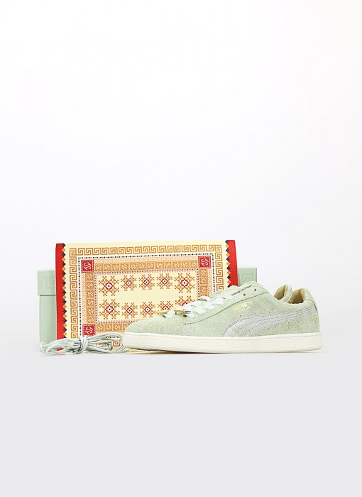 Puma x Sonra Suede Classic Green Lily Green Lily 366330-01