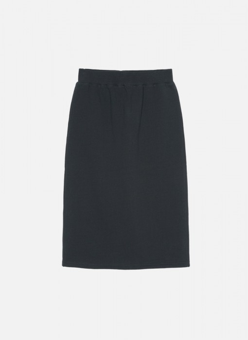 Stussy Margo Fleece Skirt Black 214474 0001