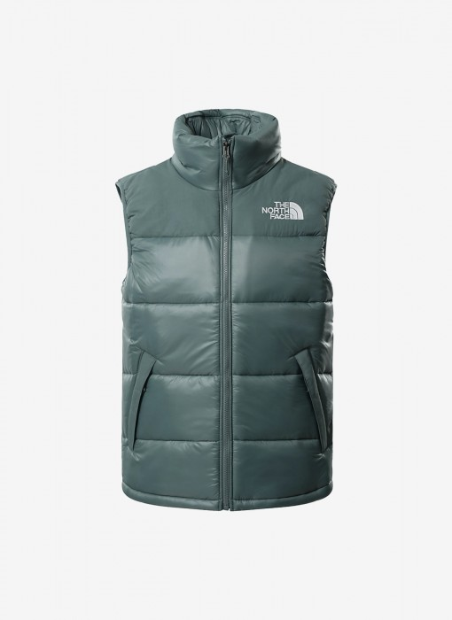 The North Face Himalayan Insulated Vest Balsam Green NF0A4QZ4HBS1