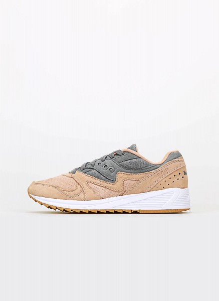 Saucony Grid 8000 (salmon / charcoal)