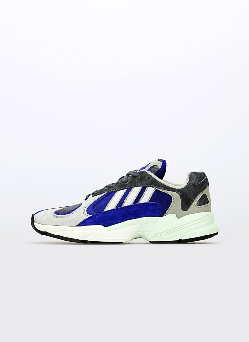 adidas Yung-1 Sesame Grey Five Chalk White AQ0902