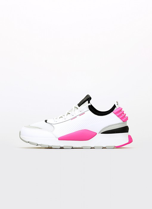 Puma RS-0 Sound White Gray Violet Knockout Pink 366890-04